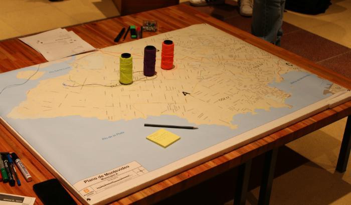 Mapeando el oeste
