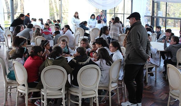 Los más jóvenes en Cabildo