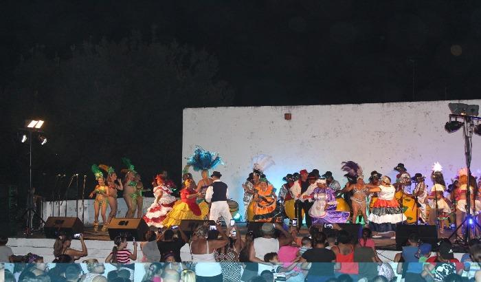 Marakumbá comparsa barrio Cotravi