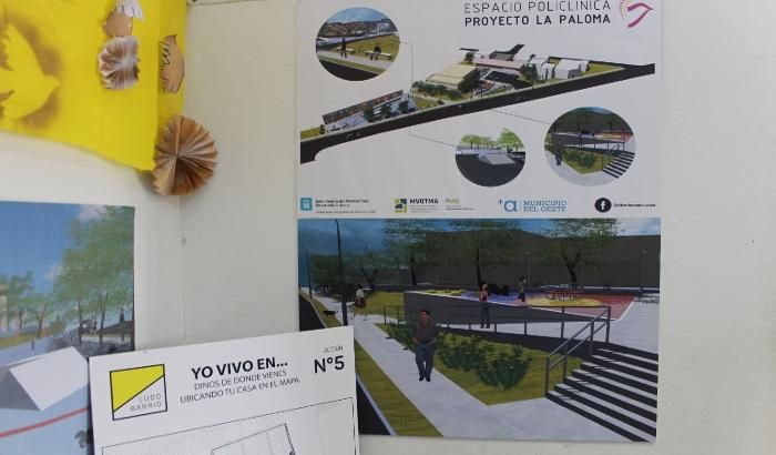 Proyecto La Paloma