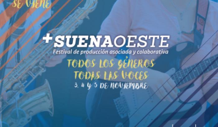 SuenaOeste 2017: Convocamos a artistas