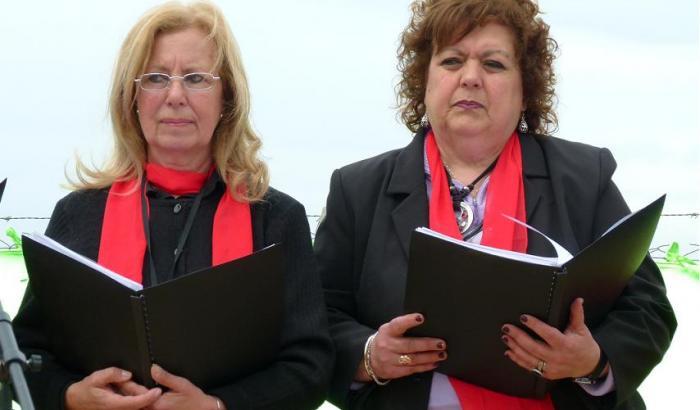 Integrantes del coro de UTU