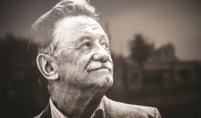 La Red de Adultos y Adultas Mayores de la Zona 14 homenajearon a Mario Benedetti