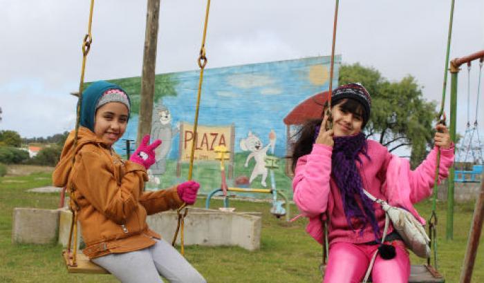 Escuela ganadora en parque de vacaciones de UTC