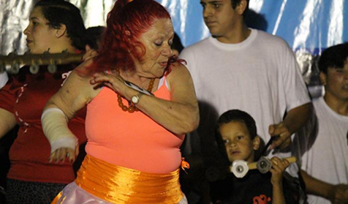 Día del Paso de la Arena con elección de Figura del Carnaval.-