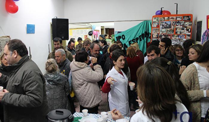 30 años de la Policlínica Casabó. Foto: Pablo Guedes