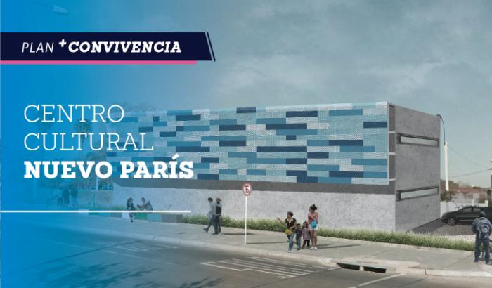 Centro Cultural Nuevo París