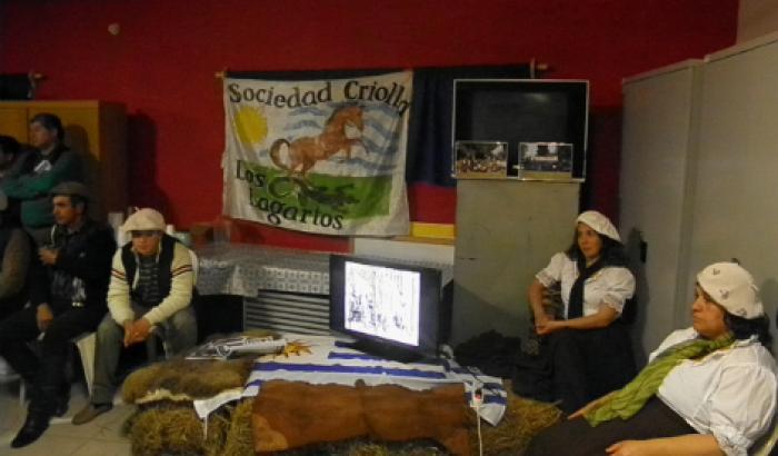 Sociedad Criolla Los Lagartos