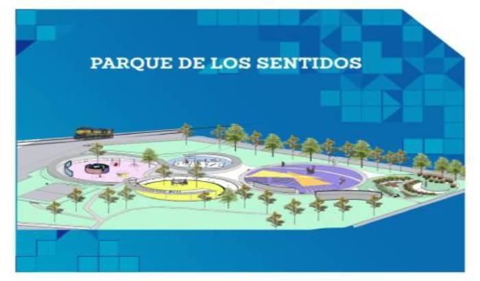 Proyecto Parque de los Sentidos.