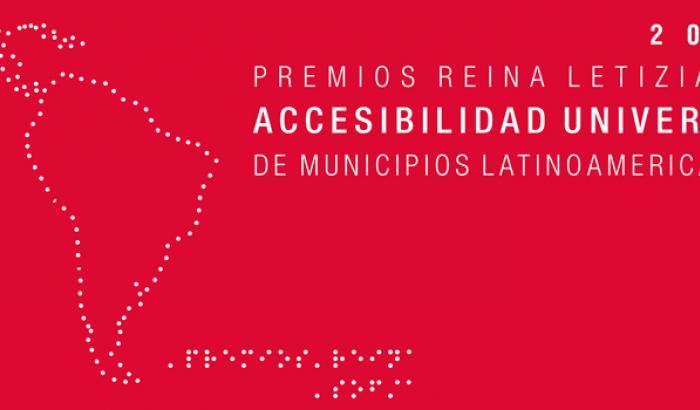 El Municipio A, ganó Premio Reina Letizia