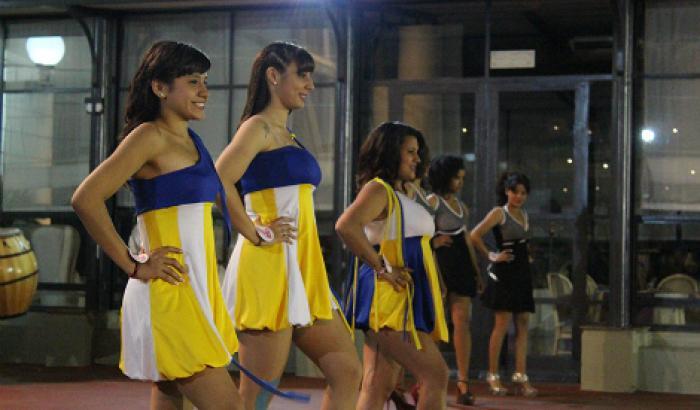 Elección de Reinas de Carnaval, Llamadas y Samba de la zona 14