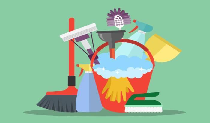 Convenio educativo laboral para realizar tareas de limpieza