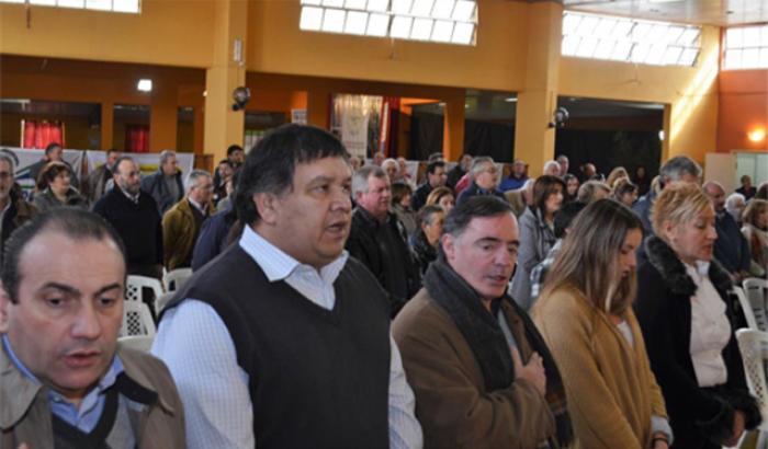 Festejos por los 85 años de la Sociedad de Fomento y Defensa Agraria Fuente MGAP