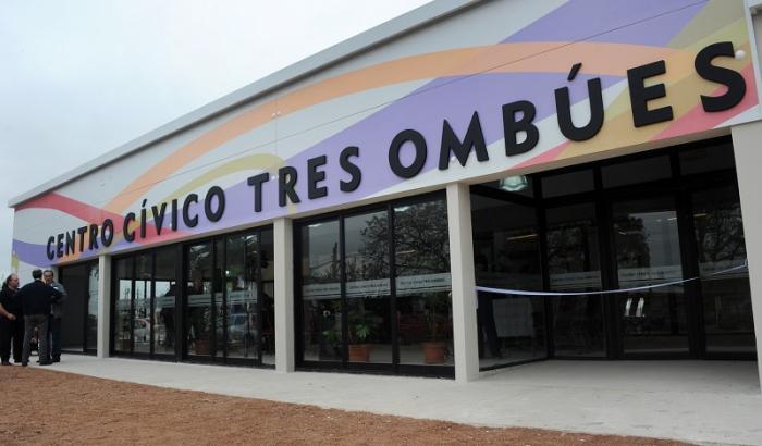 El 13 de diciembre en la Plaza Tres Ombúes. Desde 2010 se celebran en nu