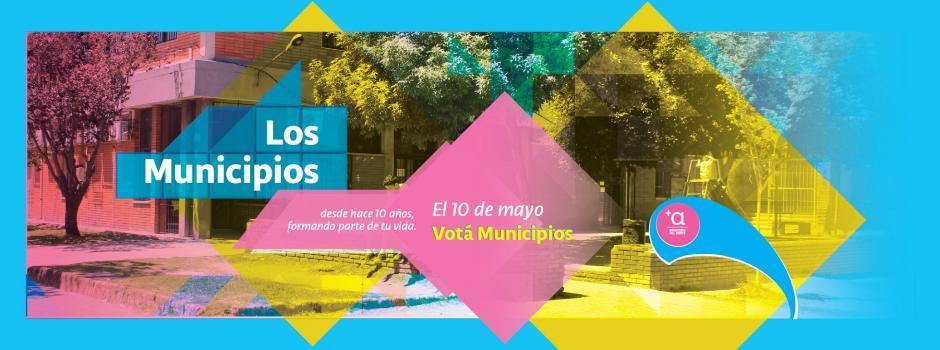 """Campaña """"Votá Municipios"""""""