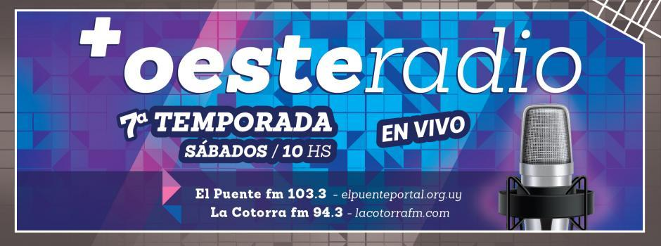 +OesteRadio 7ma temporada