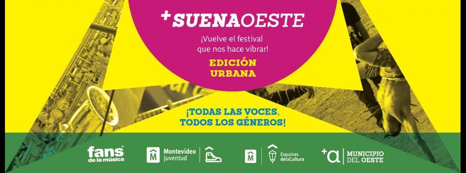 SuenaOeste -edición urbana-