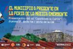 """Pre-presentación CD """"Canciones al Cerro"""""""